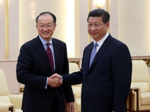 Xi and Jim Kim