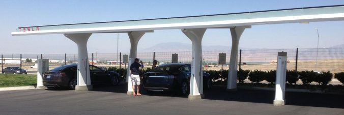 Tesla Supercharger stations soon to come to China