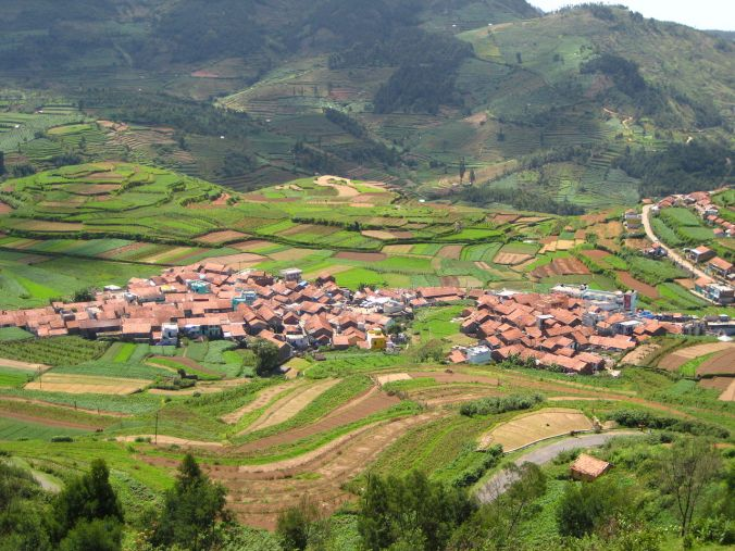Poomparai Village is a farming community in Tamil Nadu, India.