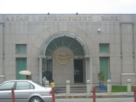 ADB Headquarters in Manila