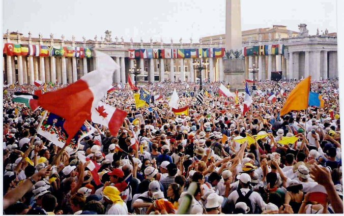 World Youth Day will be celebrated in Krakow, Poland this year.