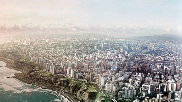 Lima, Peru is revitalizing a pre-incan canal system to more effectively manage water treatment and management.