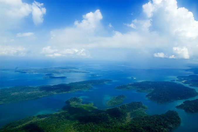The Andaman and Nicobar Islands remain largely ecologically and socially untouched by the outside world.